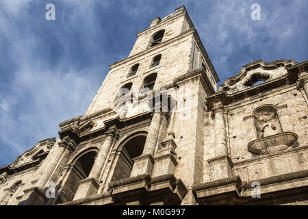 The Church of Saint Francis of Assisi, Old Havana, Cuba - Stock Photo
