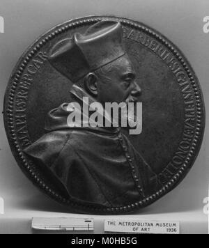 Maffeo Barberini (1568–1644), Cardinal 1606, later Pope Urban VIII (1623–44) MET 109181 - Stock Photo