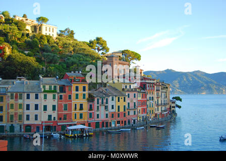 Portofino Liguria Italy - Stock Photo