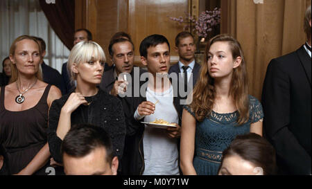 Jupiter's Moon is a 2017 Hungarian drama film.  This photograph is for editorial use only and is the copyright of - Stock Photo