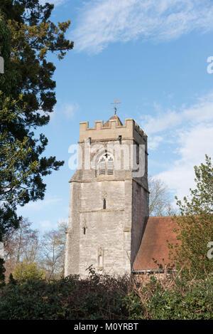 St Nicholas' Church, Henley in Arden, Warwickshire, England, UK, Europe - Stock Photo