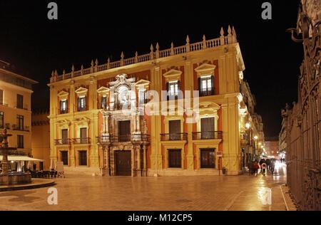 Palacio episcopal episcopal palace plaza del obispo - Hotel astorga malaga ...