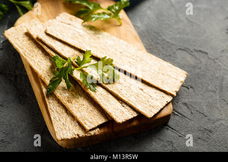 Wholegrain diet bread - Stock Photo