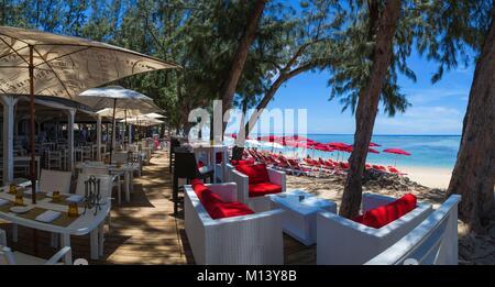 lux hotel ile de la reunion it is located in the st stock photo 73200630 alamy. Black Bedroom Furniture Sets. Home Design Ideas