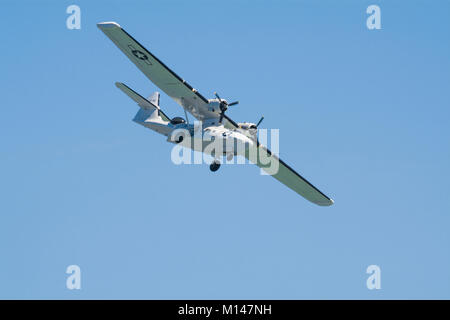 Consolidated PBY Catalina - Stock Photo