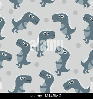 Seamless pattern for kids. for cards, invitations, baby shower, kindergarten - Stock Photo