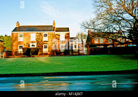 Sutton on the Forest, North Yorkshire - Stock Photo