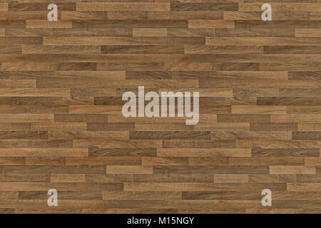Seamless wood floor texture, hardwood floor texture, wooden parquet. - Stock Photo