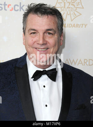 Hollywood, California, USA. 27th January 2018. Tim Wilcox attends Art Directors Guild 22nd Annual Excellence in - Stock Photo