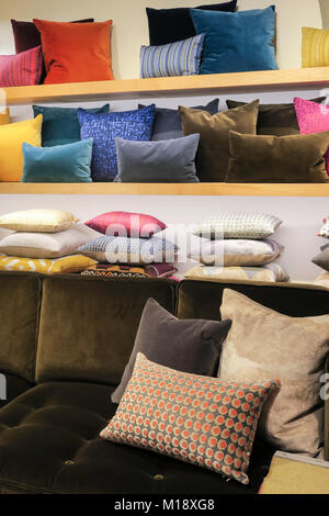Room & Board Home Furnishings Store in Chelsea, NYC, USS - Stock Photo