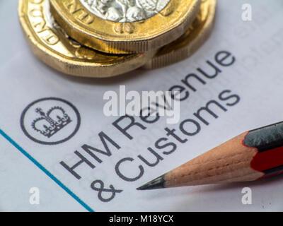 self assessment tax payment form