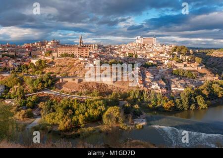 Toledo, Castilla La Mancha, Spain - Stock Photo
