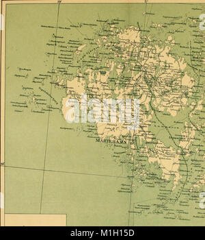 Acta Soc. pro Fauna et Flora Fennica (1921) (16564781767) - Stock Photo