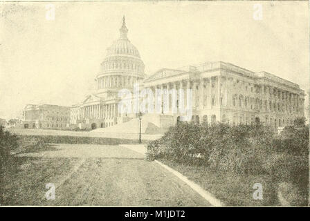 A new history of the United States. The greater republic, embracing the growth and achievements of our country from - Stock Photo