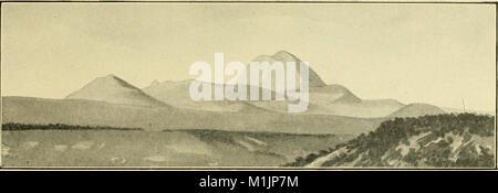 Annales de la Station limnologique de Besse (1909) (18204190655) - Stock Photo