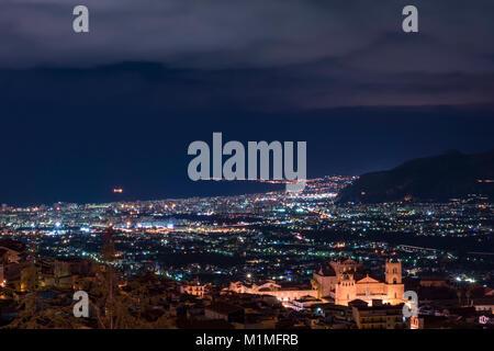 CITY OF PALERMO, SICILY - Stock Photo