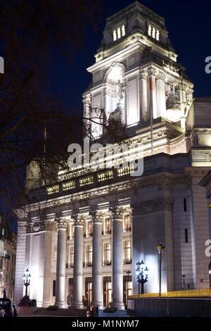 Four season hotel, London, Tower bridge - Stock Photo