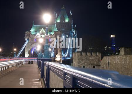Tower Bridge, London - Stock Photo