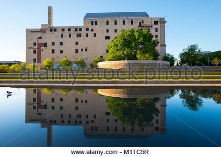 Oklahoma City, Oklahoma, USA. - Stock Photo