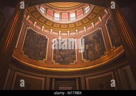 Capitol Dome Montgomery, Alabama