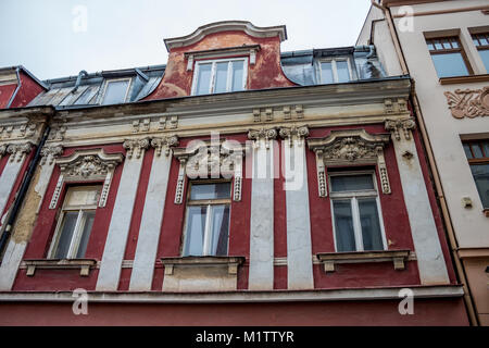 Towering Windows in Ostrava - Stock Photo