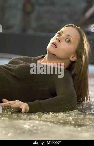 CURSED 2005 Dimension Films production with Christina Ricci - Stock Photo