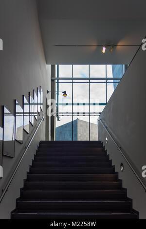 Van Abbemuseum, Eindhoven - Stock Photo
