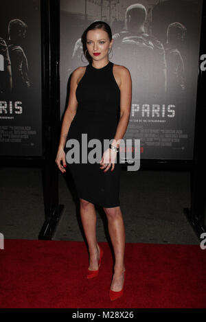 Burbank, California, USA. 5th February, 2018. 02/05/2018 The World Premiere of 'The 15:17 to Paris' held at The SJR Theater at Warner Bros. Studios in Burbank, CA Photo by Izumi Hasegawa / HollywoodNewsWire.co Credit: Hollywood News Wire Inc./Alamy Live News