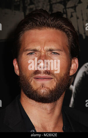 Burbank, California, USA. 5th February, 2018. Scott Eastwood  02/05/2018 The World Premiere of 'The 15:17 to Paris' held at The SJR Theater at Warner Bros. Studios in Burbank, CA Photo by Izumi Hasegawa / HollywoodNewsWire.co Credit: Hollywood News Wire Inc./Alamy Live News