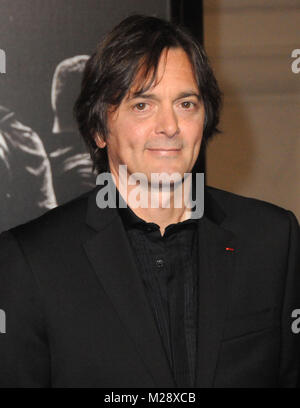 Burbank, California, USA. 5th February, 2018. Mark Moogalian attends the World Premiere of 'The 15:17 To Paris' at Warner Bros. Studios, SJR Theater on February 5, 2018 in Burbank, California. Photo by Barry King/Alamy Live News