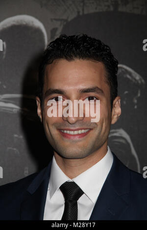 Burbank, California, USA. 5th February, 2018. Ray Corasani  02/05/2018 The World Premiere of 'The 15:17 to Paris' held at The SJR Theater at Warner Bros. Studios in Burbank, CA   Photo: Cronos/Hollywood News Credit: Cronos/Alamy Live News