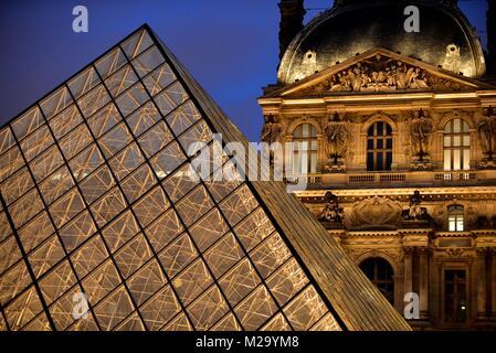 Louvre Paris, France capitol city.