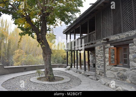 Shigar Fort - Stock Photo