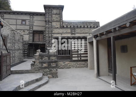 Shigar Fort - Stock Photo