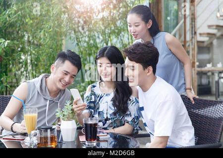 Youth gathering - Stock Photo