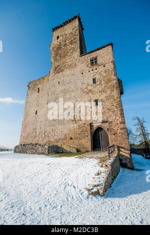 Lipnice nad Sazavou - Stock Photo