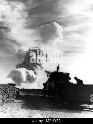 Operation Upshot-Knothole GRABLE, 1953 - Stock Photo