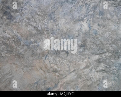 Polished concrete wall texture,Unique and realistic non repeating concrete wall loft wall design paint - Stock Photo