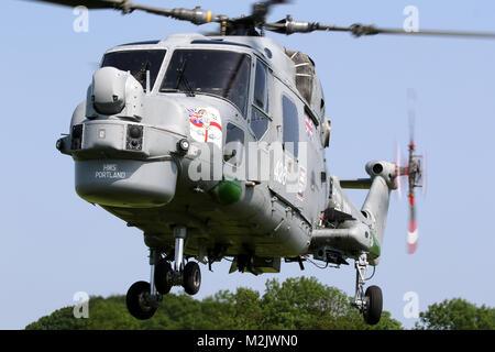 Royal Navy Lynx HMA8