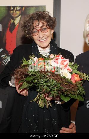 Sarah Moon, Retrospektive Schau - Hamburger Deichtorhallen, arah Moon - Now And Then, Hamburg, 26.11.2015 - Stock Photo