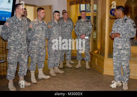 Maj Gen Michael X Garrett Commander United States Army Alaska Stock Photo 129531236 Alamy