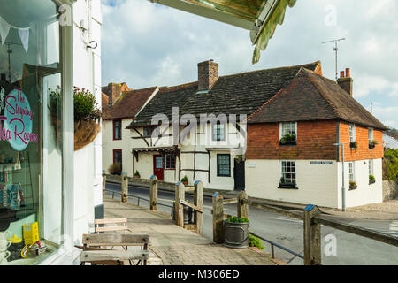 Steyning, West Sussex, England. - Stock Photo