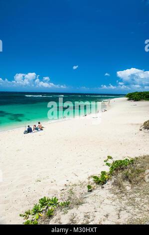 Mokuleia Beach Park, North Shore Oahu, Hawaii - Stock Photo