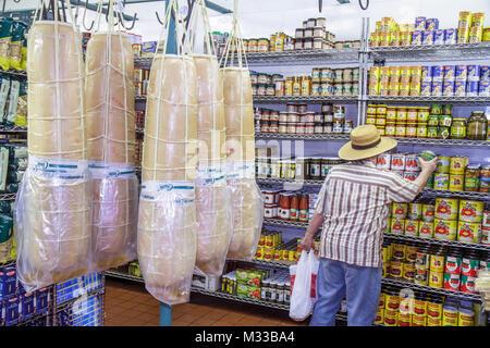 Philadelphia Pennsylvania South Philly South 9th Street Italian Market ethnic immigrant neighborhood market business - Stock Photo