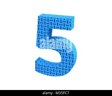 ... Font Plastic blue treadplate number 5 - Stock Photo  sc 1 st  Alamy & Font Plastic blue treadplate number 9 Stock Photo: 174069528 - Alamy