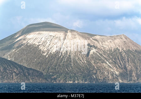 Aeolian Islands, Lipari island, Italy - Stock Photo