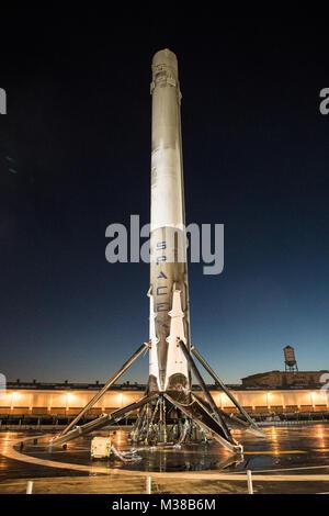 Iridium-1 Landed  s 1 - Stock Photo