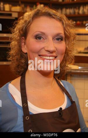Lafter Lichter Lecker, Aufzeichnung vom 21.03.2010, Hamburg, Ausstrahlung: 24.04.2010, Julia Westlake  ACHTUNG SPERRFRIST: - Stock Photo