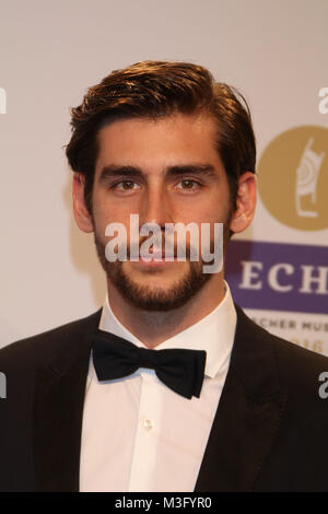 Alvaro Soler, Echo Verleihung Berlin, 07.04.2016 - Stock Photo