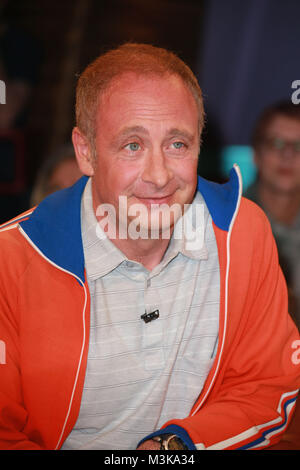 Emmanuel Peterfalvi (Alfons), NDR Talkshow aus dem Stiudio Lokstedt, Hamburg, 06.05.2016